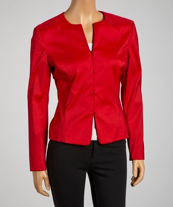 Red Jacket - Women