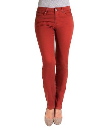 Liverpool Jeans Company Henna Sadie Straight-Leg Jeans