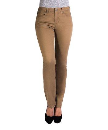 Liverpool Jeans Company Ermine Sadie Straight-Leg Jeans