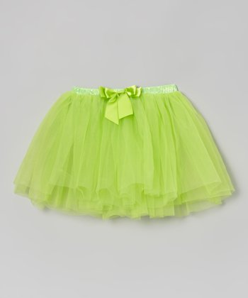 Mint Bow Tutu - Toddler & Girls