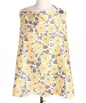 Champagne Brunch Nursing Cover
