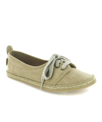 Natural Waverly Shoe