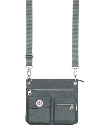 Graphite Sydney Crossbody Bag