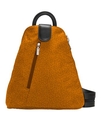 Butterscotch Cheetah Urban Backpack