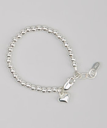 Tiny Treasures  Sterling Silver Shelby Bracelet