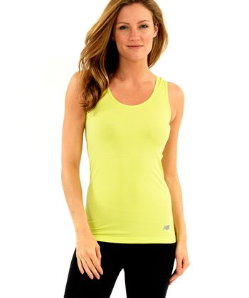 Lime Punch Seamless Tank