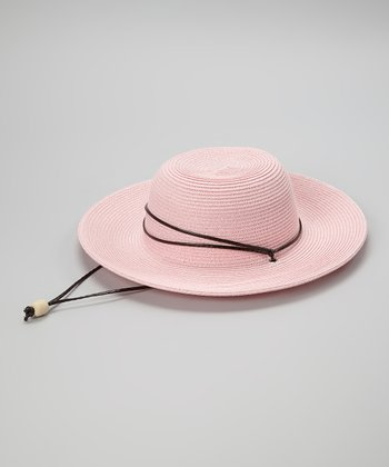 Light Pink Garden Hat