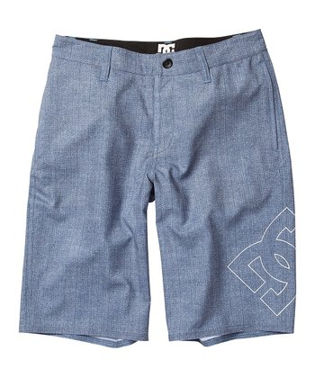 Blue Lanaibrid Boardshorts - Boys