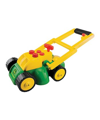 Real Sounds Lawnmower Toy