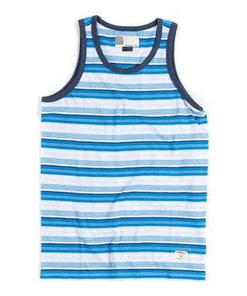 Blue Stripe Exposure Tank
