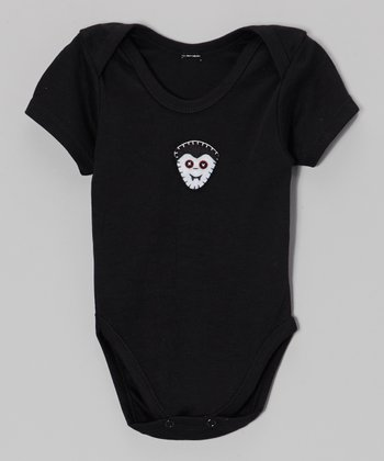 Black Vampire Bodysuit - Infant