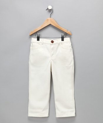 Natural Organic Jeans - Infant, Toddler & Boys
