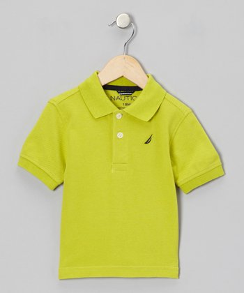 Apple Polo - Infant