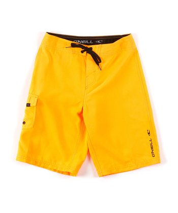 Orange Santa Cruz Boardshorts