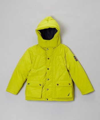 Apple Snorkle Jacket - Toddler & Kids