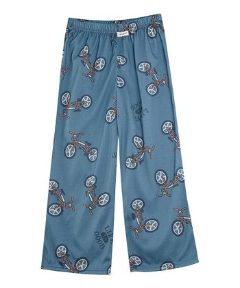 Shadow BMX Bike Pajama Bottoms - Toddler