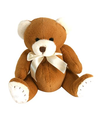 Chocolate Bear Plush Toy