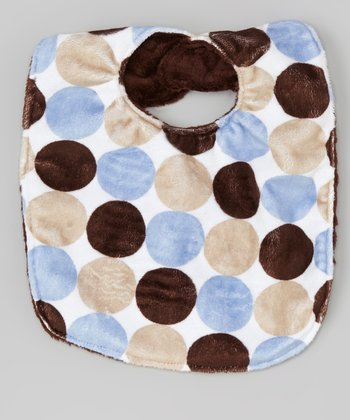 Blue Dot Bib