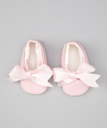 Pink Perfectly Princess Ballet Flat