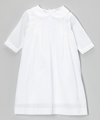 White Heirloom Day Gown - Infant
