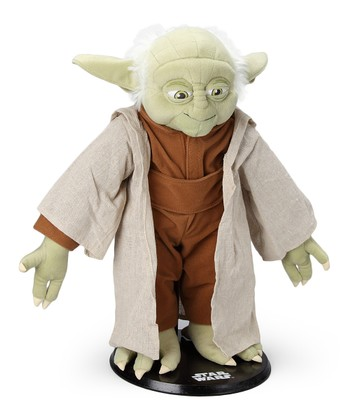 Yoda Collector Plush Toy