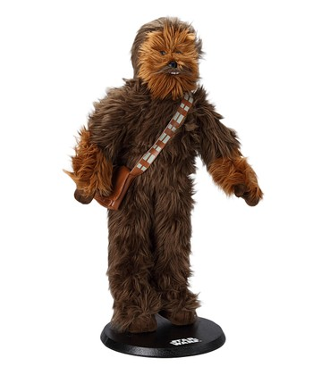 Chewbacca Collector Plush Toy