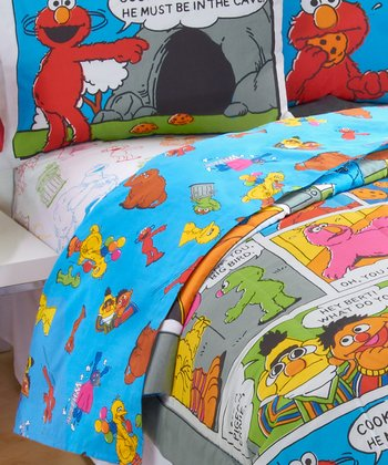 Sesame Street Comic Sheet Set