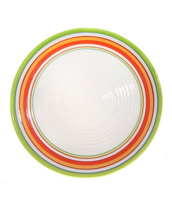 Calypso Salad Plate - Set of Four