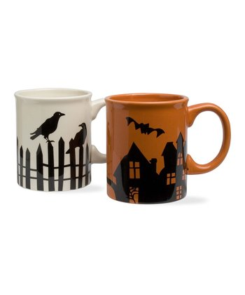 Spooky Party Mug Set