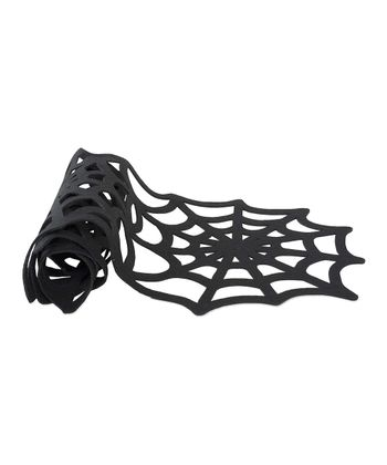 Spiderweb Felt Runner