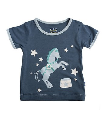 Navy Prize Horse Tee - Infant, Toddler & Boys