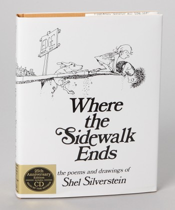 Where the Sidewalk Ends Hardcover & CD