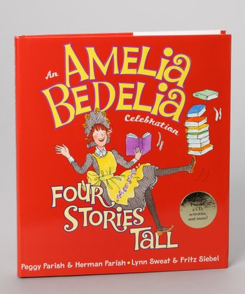 An Amelia Bedelia Celebration Hardcover & CD