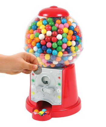 Musical Gumball Savings Bank