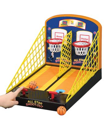 Tabletop Basketball Game