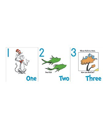 Cat in the Hat Numbers 1-20 Number Set