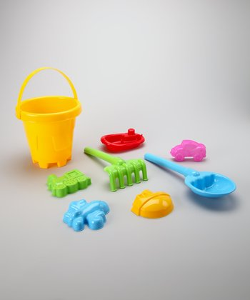 Yellow Sand Barrel Set