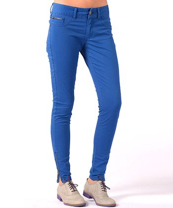 Sailor Blue Avenue Skinny Jeans