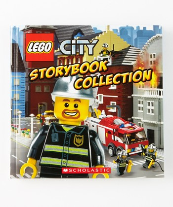 Lego City Storybook Collection Hardcover