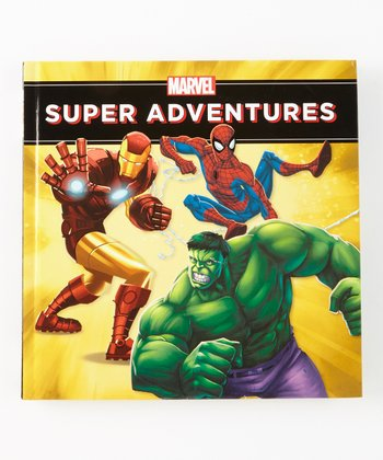 Marvel Super Adventures Storybook Collection Hardcover