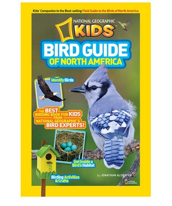 Bird Guide of North America Kids Paperback