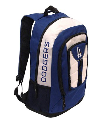 Los Angeles Dodgers Royal Blue Colossus Backpack