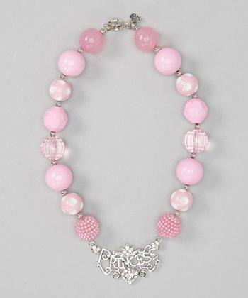 Pink Princess Necklace
