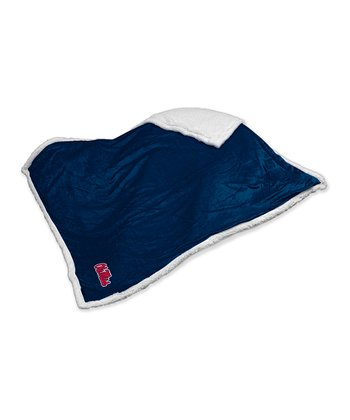 Mississippi Sherpa Throw