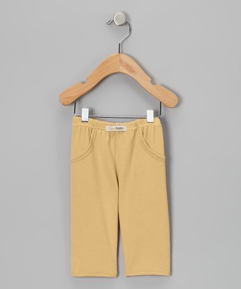 Caramel Lounge Pants - Infant