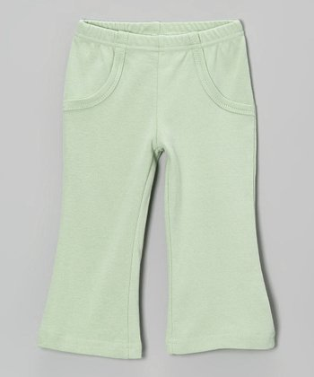 Keen Green Lounge Pants - Infant