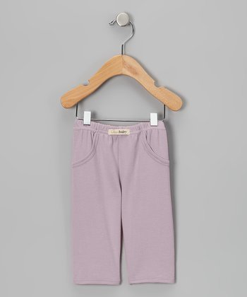 Lavender Lounge Pants - Infant