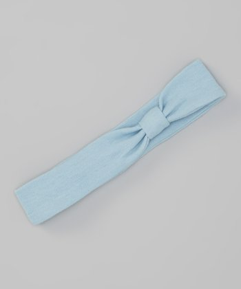 True Blue Stretch Headband