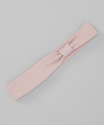 Think Pink Stretch Headband