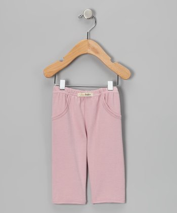 Pink Lounge Pants - Infant